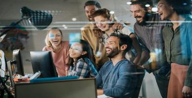 Como criar um espaço de trabalho harmonioso e cooperativo