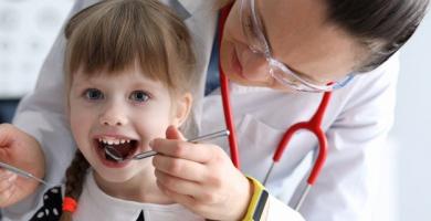 Aparelho dentário para crianças: Qual a idade correta?