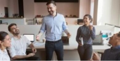 Ambiente de trabalho: criar bom clima empresarial aumenta a produtividade