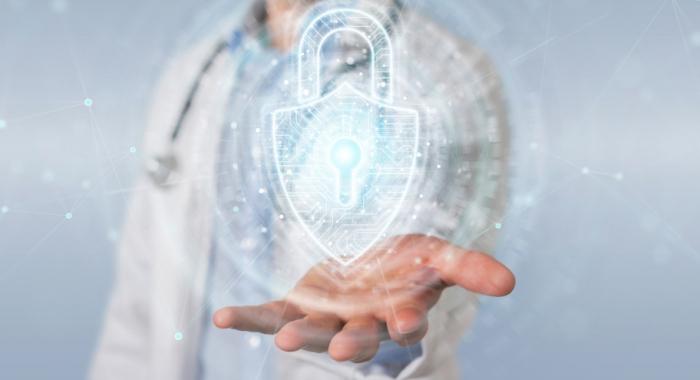 A força do sistema médico quando se trata de tecnologia e segurança