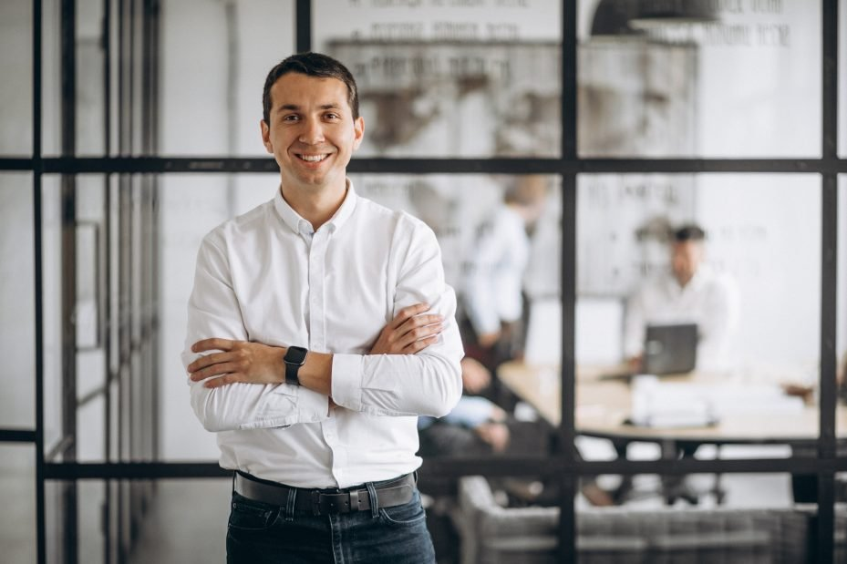Sorria: A importância de um sorriso para pessoas de negócio